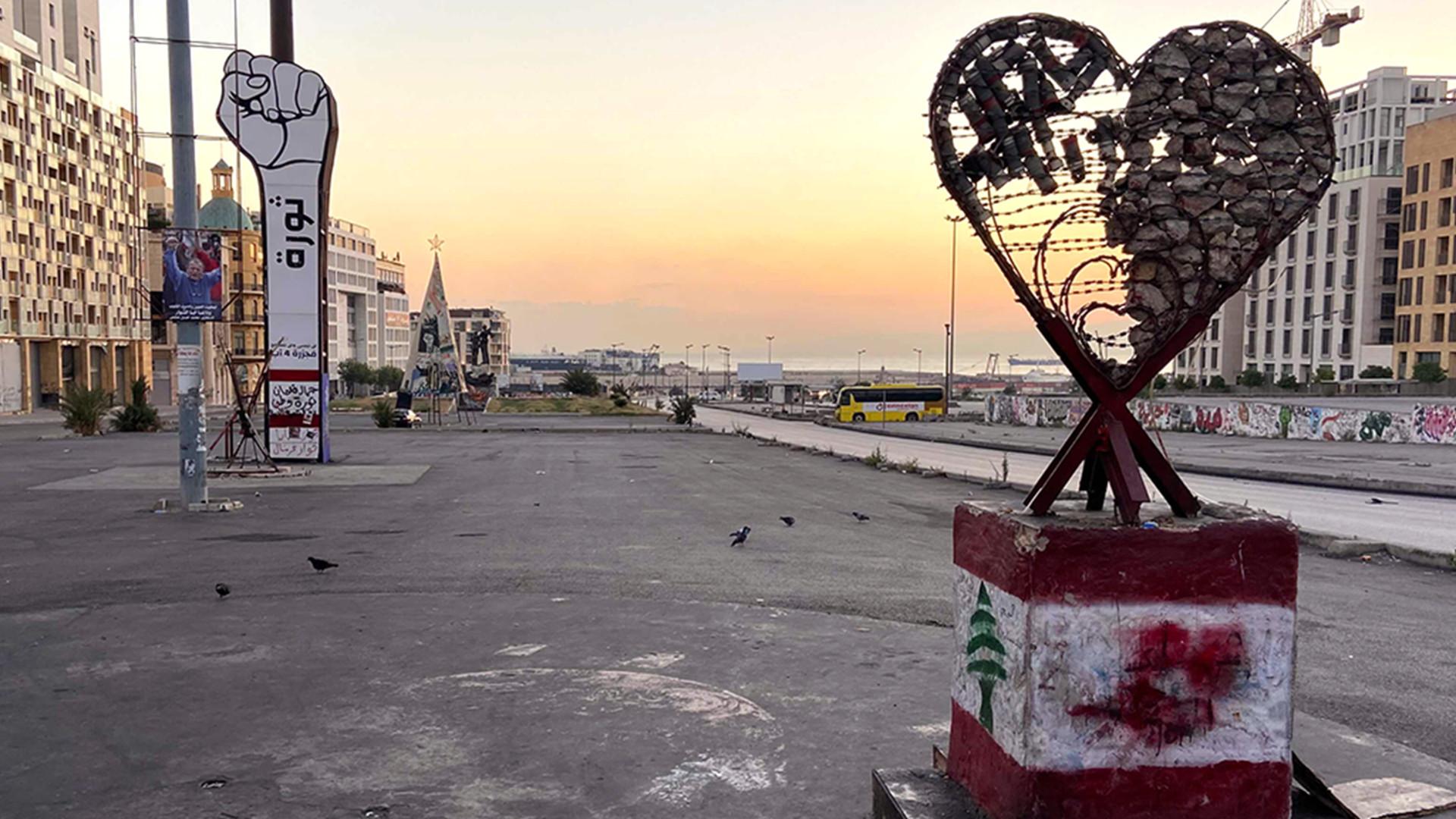 Walking Through Beirut's Emotions