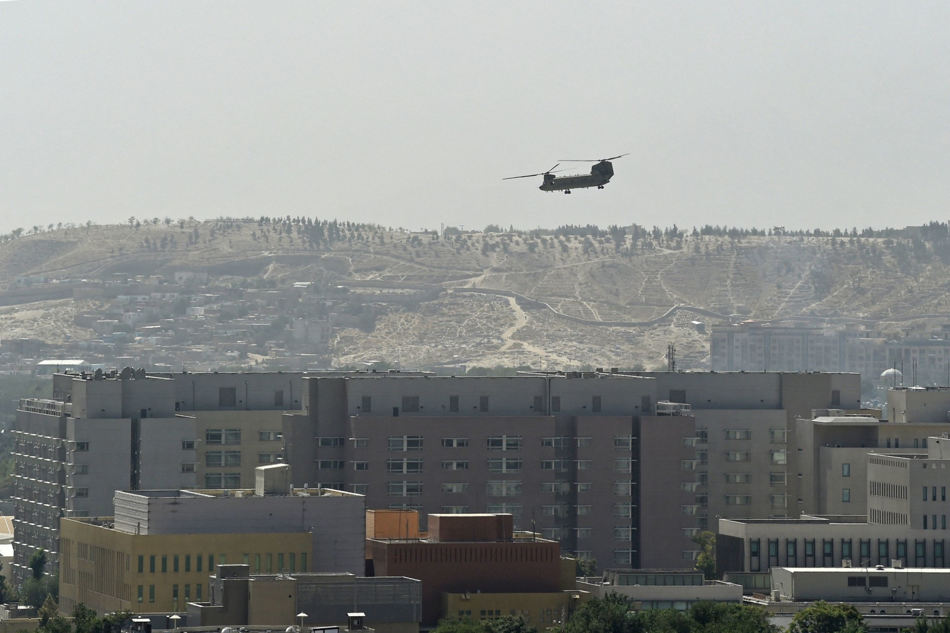 Afghanistan: After the Taliban Takeover