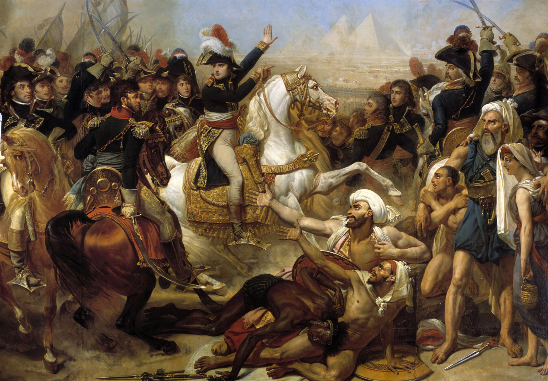 The Long and Troubled History of the French Republic and Islam