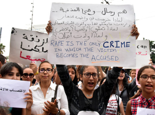 A Moroccan Cop's Battle Against Sexual Harassment — Including Her Own