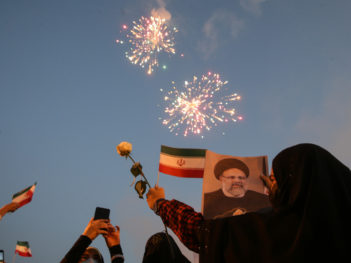 Who is Iran's new president?