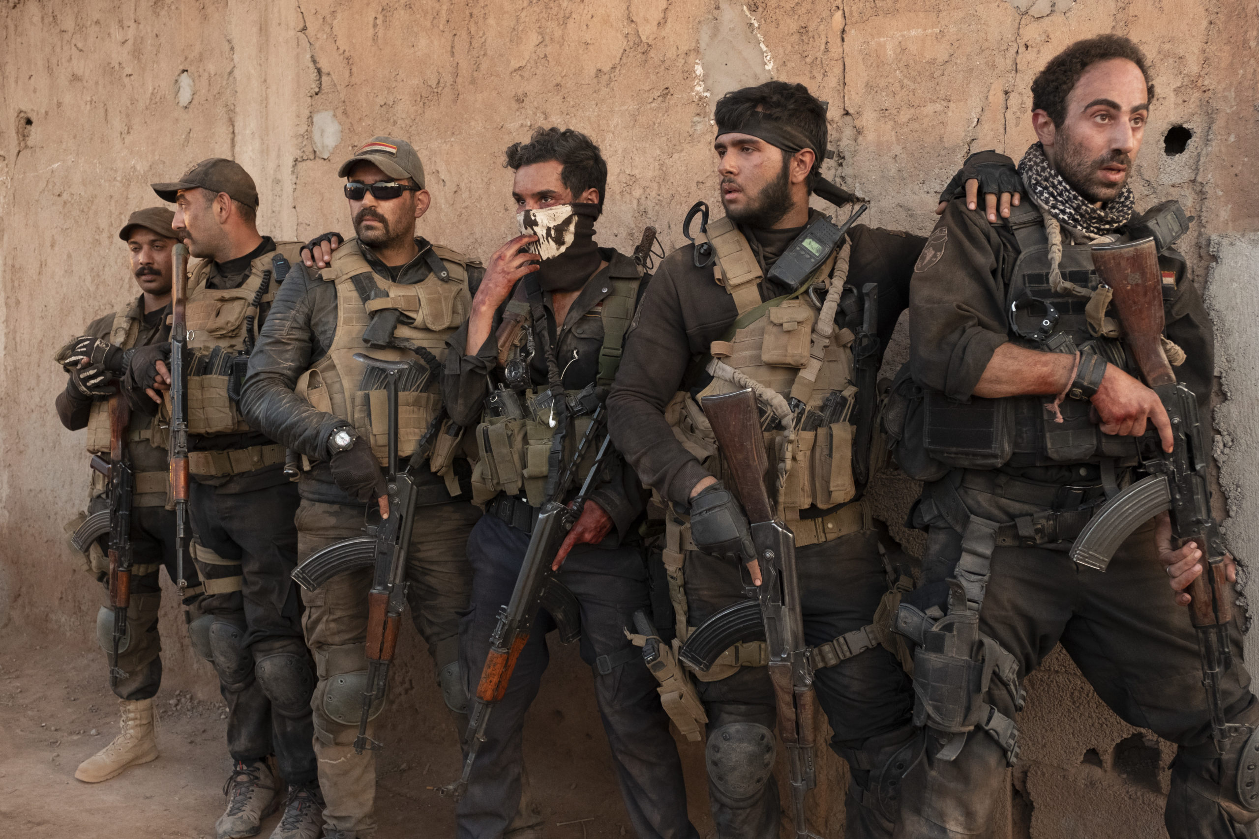 Inglourious Basterds of Mosul