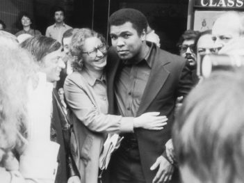 Between Muhammad Ali and Me
