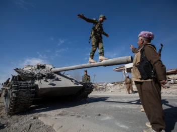The Budding Kurdish-Iranian Alliance in Northern Iraq
