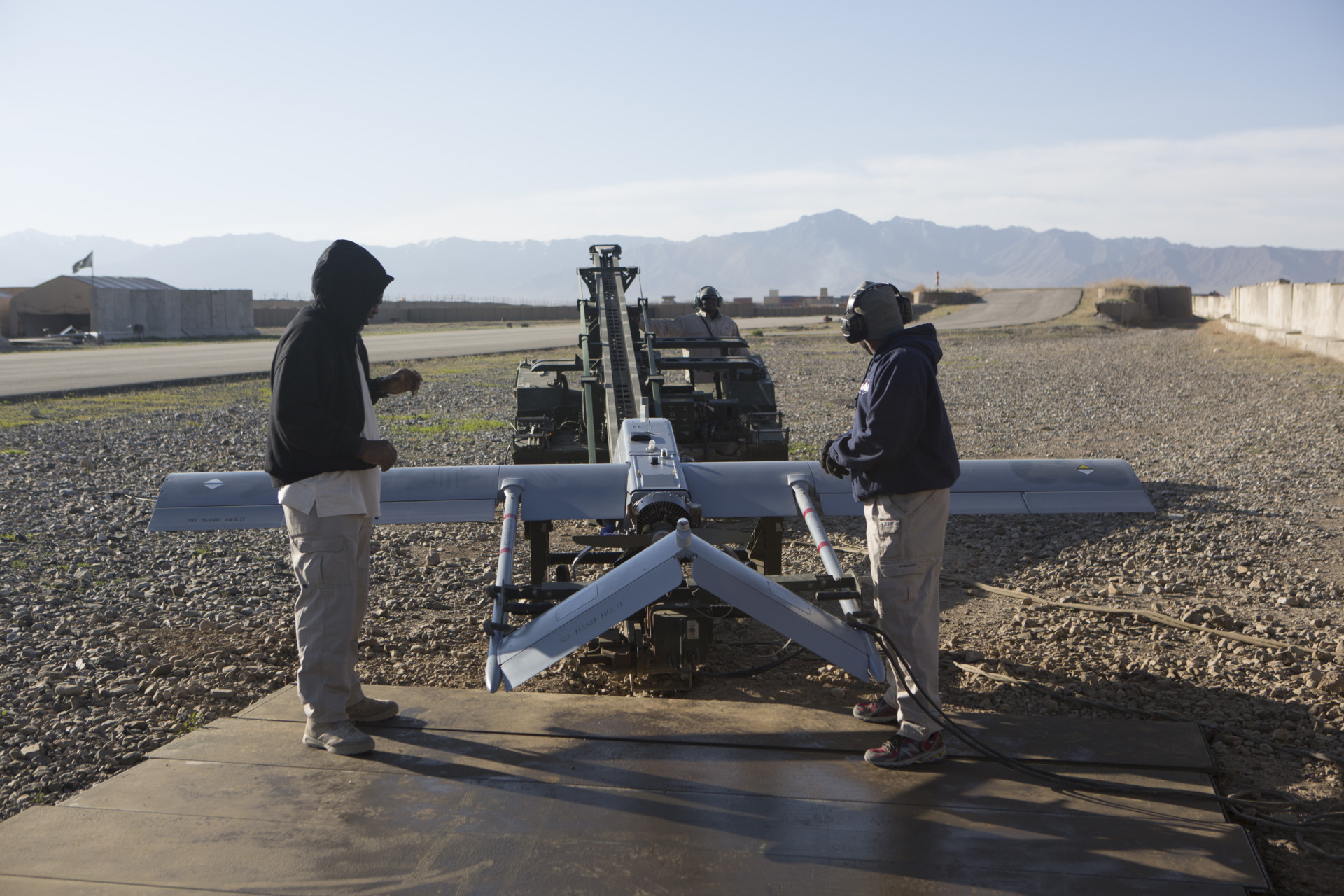 The Drone Unit that Helped the Taliban Win the War