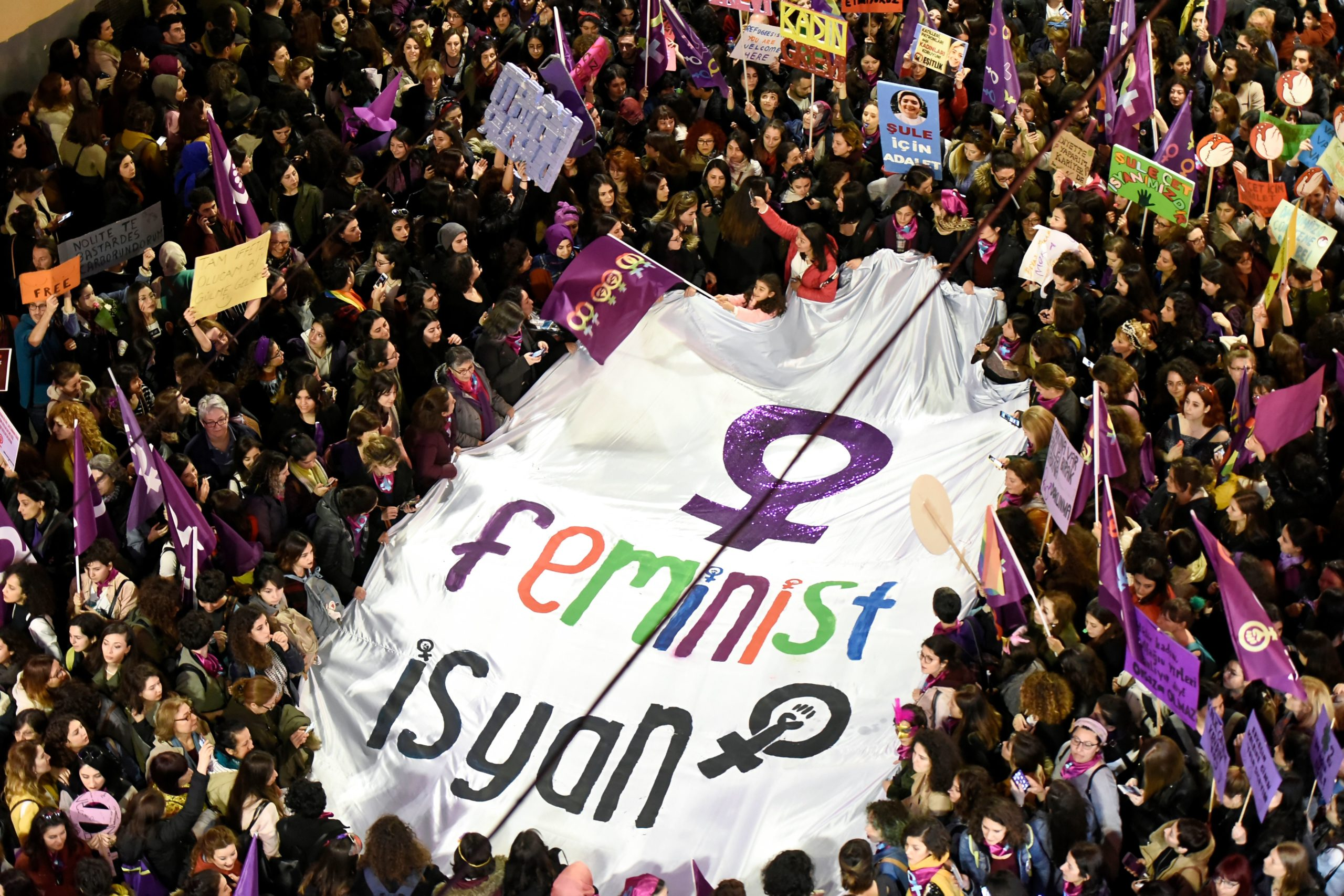 Ottoman Feminists and their Struggle in Modern Day Turkey